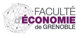Fac Eco Grenoble